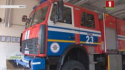 В ближайшее время начнут работать два пожарных депо в Лошице и Каменной Горке У найбліжэйшы час пачнуць працаваць два пажарныя дэпо ў Лошыцы і Каменнай Горцы