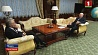 Александр Лукашенко и Виктор Ющенко пообщались во Дворце Независимости Аляксандр Лукашэнка і Віктар Юшчанка сустракаліся ў Палацы Незалежнасці Alexander Lukashenko and Viktor Yushchenko meet at Palace of Independence