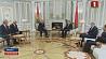 Отношения Беларуси и Ирана вышли на качественно новый уровень развития Адносіны Беларусі і Ірана выйшлі на якасна новы ўзровень развіцця