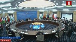 Александр Лукашенко выступил на саммите Шанхайской организации сотрудничества в Бишкеке Аляксандр Лукашэнка выступіў на саміце Шанхайскай арганізацыі супрацоўніцтва ў Бішкеку