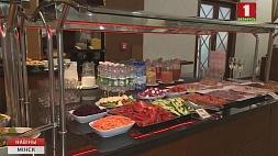 250 различных блюд будут готовить для спортсменов II Европейских игр 250 розных страў будуць гатаваць для спартсменаў ІІ Еўрапейскіх гульняў