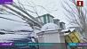 Западные и Южные регионы Украины завалило снегом  Заходнія і Паўднёвыя рэгіёны Украіны заваліла снегам