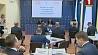 Беларусь и Латвия готовы работать над упрощением передвижения товаров с Востока на Запад  Беларусь і Латвія гатовыя працаваць над спрашчэннем перамяшчэння тавараў з Усходу на Захад  Belarus and Latvia ready to simplify movement of goods from East to West
