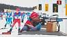 """В Раубичах стартовал финальный этап республиканских соревнований """"Снежный снайпер"""" У Раўбічах стартаваў фінальны этап рэспубліканскіх спаборніцтваў """"Снежны снайпер"""""""
