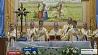 В Будславе продолжаются праздничные богослужения У Будславе працягваюцца святочныя набажэнствы