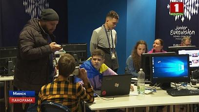 """Освещать детское """"Евровидение"""" в Минске будут более 100 журналистов из разных стран"""