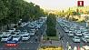 В Испании бастующие таксисты вновь парализовали  движение  в крупных городах У Іспаніі таксісты, якія бастуюць, ізноў паралізавалі  рух  у буйных гарадах