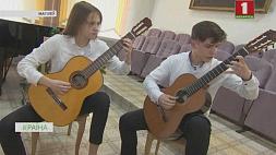 Могилевская государственная гимназия-колледж искусств отмечает 100-летний юбилей