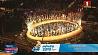 """На стадионе """"Динамо"""" состоялось торжественное открытие II Европейских игр На стадыёне """"Дынама"""" адбылося ўрачыстае адкрыццё II Еўрапейскіх гульняў Grand opening of II European Games takes place at Dinamo Stadium"""