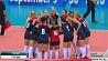 Женская национальная сборная по волейболу - постоянный участник чемпионата Европы  Жаночая нацыянальная зборная па валейболе - пастаянны ўдзельнік чэмпіянату Еўропы  Women's national volleyball team becomes regular participant of European Championship