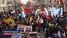 В Будапеште тысячи венгров  вышли на митинг, недовольные новым законом о труде У Будапешце тысячы венграў  выйшлі на мітынг, незадаволеныя новым законам аб працы