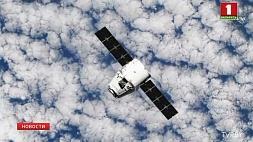 Космический грузовик Dragon успешно приземлился в Тихом океане Касмічны грузавік Dragon паспяхова прызямліўся ў Ціхім акіяне