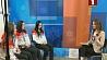 """Эксклюзивное интервью с золотыми медалистками смотрите в """"Дневнике Олимпиады"""""""