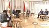Беларусь рассчитывает на развитие сотрудничества с Латвией и другими странами Евросоюза Беларусь разлічвае на развіццё супрацоўніцтва з Латвіяй і іншымі краінамі Еўрасаюза Belarus expects to develop cooperation with Latvia and other EU countries