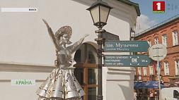 На разных площадках Минска проходят концерты, спортивные фестивали и рыцарские турниры  На розных пляцоўках Мінска праходзяць канцэрты, спартыўныя фестывалі і рыцарскія турніры