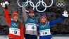 Дарья Домрачева выиграла серебряную медаль в гонке с массовым стартом в Пхенчхане Дар'я Домрачава выйграла серабро мас-старту