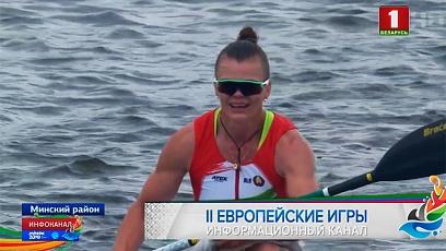 Гребля на байдарках и каноэ - главная сила белорусского спорта