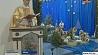 Католики празднуют Рождество. Прямое включение из Красного костела  Каталікі святкуюць Раство. Прамое ўключэнне з Чырвонага касцёла