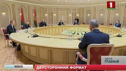 На неделе Александр Лукашенко встретился с главой Карелии Артуром Парфенчиковым  На тыдні Аляксандр Лукашэнка сустрэўся з кіраўніком Карэліі Артурам Парфенчыкавым  Alexander Lukashenko meets with head of Karelia Arthur Parfenchikov