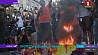 В США с новой силой нарастают протесты