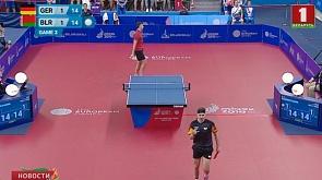 Владимир  Самсонов  завершил  борьбу  на турнире  по настольному теннису  на стадии четвертьфинала