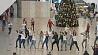 Танцевальный флешмоб  в поддержку II Европейских игр   Танцавальны флешмоб  у падтрымку II Еўрапейскіх гульняў   Dance flash mob held in support of 2nd European Games