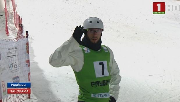 Антон Кушнир выиграл серебро этапа Кубка мира