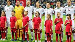 Национальная сборная Беларуси по футболу проведет сегодня второй товарищеский матч