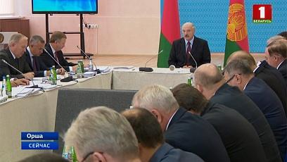 Президентом принято решение о переведении Оршанского региона на режим особого функционирования