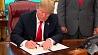Президент США подписал указ о запрете разделения детей мигрантов с их родителями