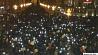 В Румынии проходят  антиправительственные демонстрации У Румыніі праходзяць  антыўрадавыя дэманстрацыі