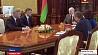 Александр Лукашенко принял ряд кадровых решений Аляксандр Лукашэнка прыняў шэраг кадравых рашэнняў Belarus President makes new appointments