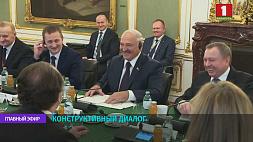 Центральное событие внешней политики - визит Александра Лукашенко в Австрию Цэнтральная падзея знешняй палітыкі - візіт Аляксандра Лукашэнкі ў Аўстрыю Central event of foreign policy - visit of Alexander Lukashenko to Austria