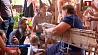 Летняя школа ткачества открылась в деревне Неглюбка Летняя школа ткацтва адкрылася ў вёсцы Неглюбка