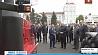Александр Лукашенко посетил Минский тракторный завод Аляксандр Лукашэнка наведаў Мінскі трактарны завод Alexander Lukashenko visits Minsk Tractor Plant