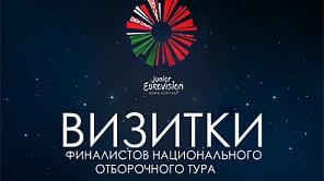 Визитки финалистов Детского Евровидения 2017