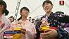 Беларусь принимает детей из Японии  Беларусь прымае дзяцей з Японіі  Belarus welcomes children from Japan