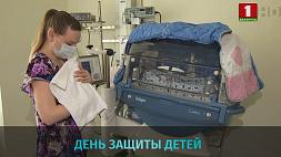 Ежедневно в Беларуси на свет появляется 206 малышей