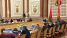 Разговор о политике, экономике, о личном. Александр Лукашенко накануне встретился  с представителями российского медиасообщества   Размова пра палітыку, эканоміку, пра асабістае. Аляксандр Лукашэнка напярэдадні сустрэўся  з прадстаўнікамі расійскай медыясупольнасці