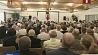 VII съезд белорусов мира проходит в Минске