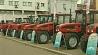 Беларусь и Калужская область планируют создать совместное предприятие сервисного обслуживания тракторов Беларусь і Калужская вобласць плануюць стварыць сумеснае  прадпрыемства сэрвіснага абслугоўвання трактароў Belarus and Kaluga region plan to create joint venture for tractor service maintenance