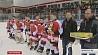 """Cамые юные хоккеисты сегодня вышли на лед """"Чижовка-Арены"""" Cамыя юныя хакеісты сёння выйшлі на лёд """"Чыжоўка-Арэны"""""""