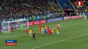 Последние путевки в четвертьфинал чемпионата мира получили Швеция и Англия Апошнія пуцёўкі ў чвэрцьфінал чэмпіянату свету атрымалі Швецыя і Англія