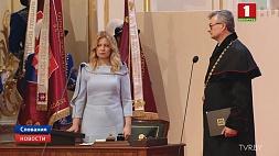 В Словакии в должность президента официально вступила Зузана Чапутова