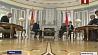 Александр Лукашенко встретился с министром иностранных дел Алжира Аляксандр Лукашэнка сустрэўся з  міністрам замежных спраў Алжыра Alexander Lukashenko meets with Minister of Foreign Affairs of Algeria