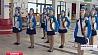 Конкурс пионерских парадно-церемониальных отрядов  проходит в Минске Конкурс піянерскіх парадна-цырыманіяльных атрадаў  праходзіць ў Мінску