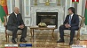 Беларусь и Грузия договорились активнее расширять торгово-экономическое взаимодействие Беларусь і Грузія дамовіліся больш актыўна пашыраць гандлёва-эканамічнае ўзаемадзеянне Belarus and Georgia agree to expand trade and economic cooperation more actively