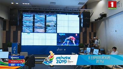 Безопасность на ІІ Европейских играх обеспечивают тысячи правоохранителей со всей Беларуси