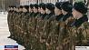 Они сменили удобную одежду на солдатские шинели и сапоги Яны змянілі зручнае адзенне на салдацкія шынелі і боты