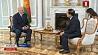 Президент встретился с послом Вьетнама Ле Анем Прэзідэнт сустрэўся з паслом В'етнама Ле Анем Alexander Lukashenko meets with Vietnamese Ambassador